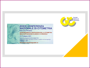 XXXIX Conferenza Nazionale di Citometria